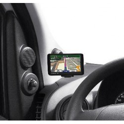SUPPORT SCREEN NAVIGATION SYSTEM Dock semi-integrated CITROEN