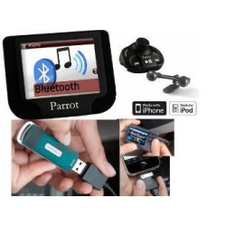KIT MAINS-LIBRES FIXE BLUETOOTH®